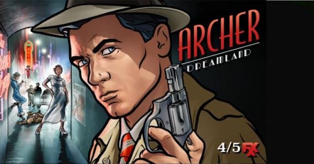 Download Archer Season 1-8 Complete 480p All Episodes