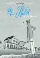 Mr. Hulot at the Beach by David Merveille