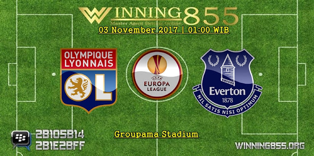 Prediksi Akurat Lyon vs Everton | 03 November 2017