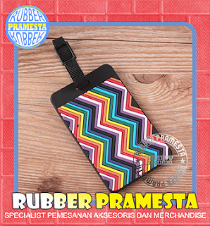 LUGGAGE TAGS RUBBER | BAG TAG RUBBER | NAME TAG RUBBER | NAME TAG KARET BAG TAG FOR DAYCARE