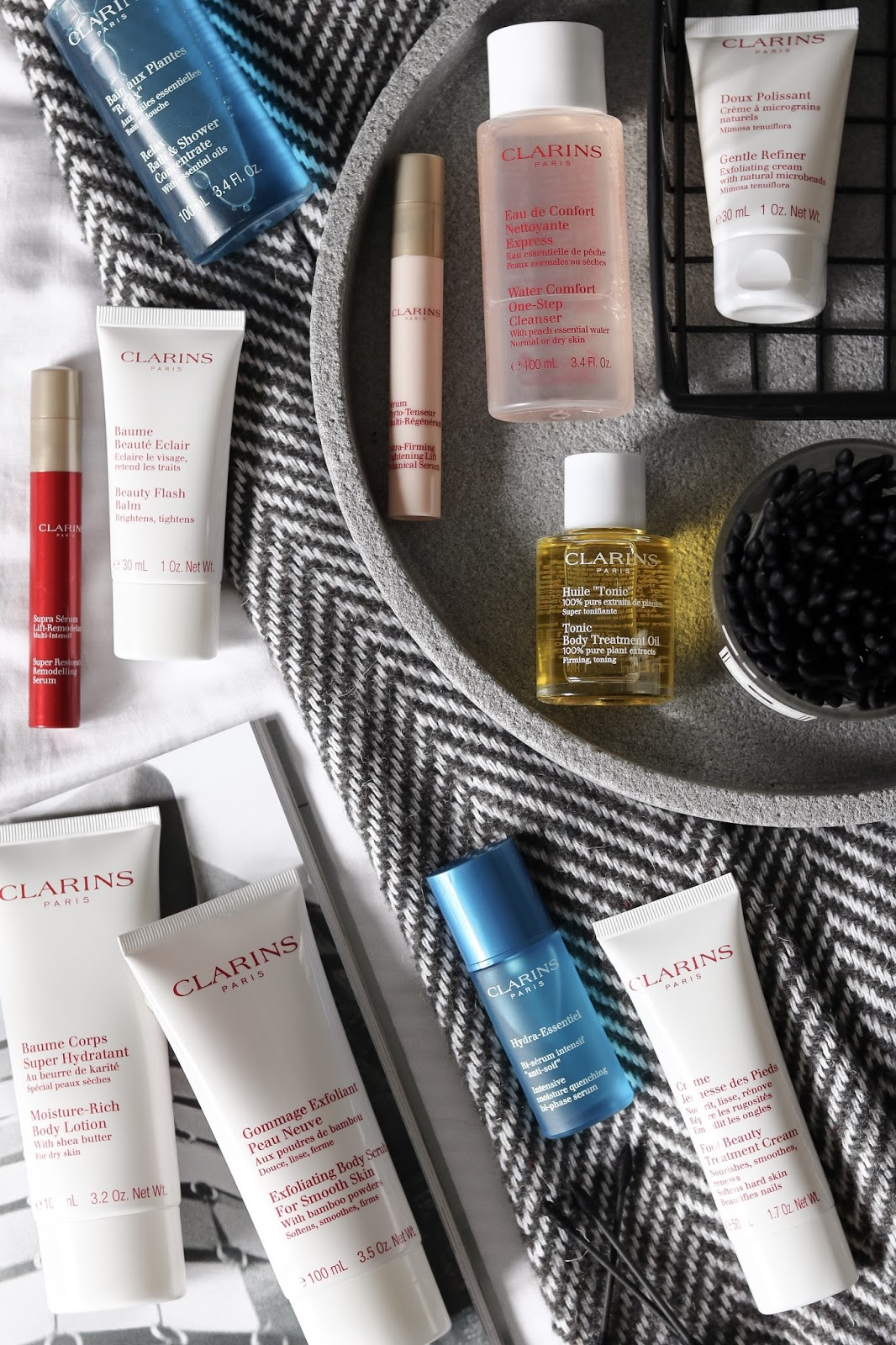 Clarins Super Beauty Gift at House of Fraser Glasgow - Last Chance!