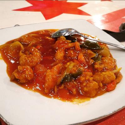 Gambar dan Foto Resep Masakan Udang Jamur Saus Pedas