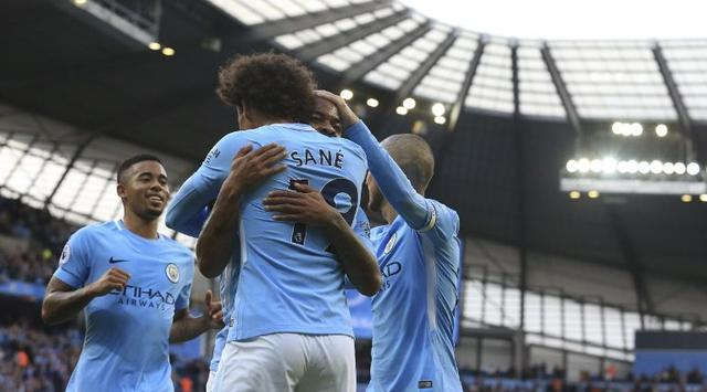 Wonderful, Manchester City's win over Stoke City 7-2