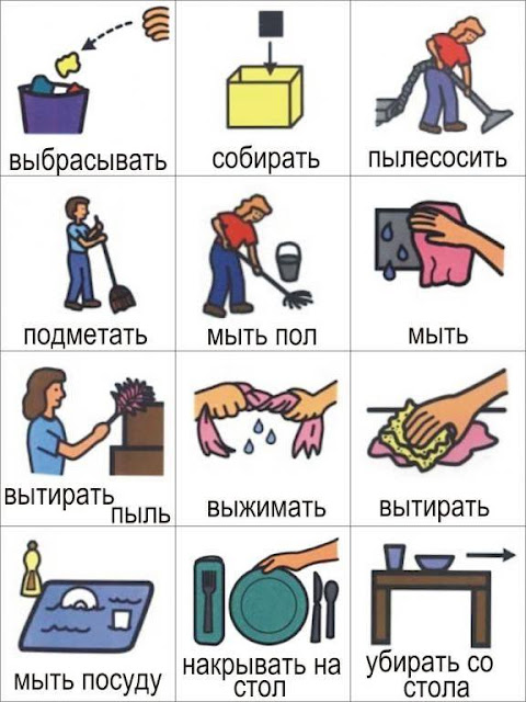 russian words vocabulary