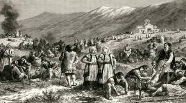 Αποτέλεσμα εικόνας για Αρβανίτες: Η Ιστορία και η Γλώσσα τους - Ποιές είναι οι αρβανίτικες λέξεις χρησιμοποιούμε και σήμερα...