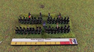6mm wargaming figures for Blucher