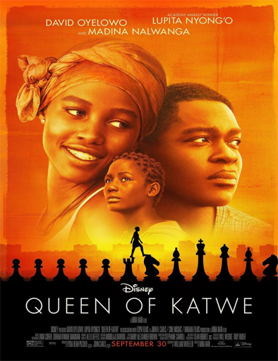 Ver Queen of Katwe (2016) Online