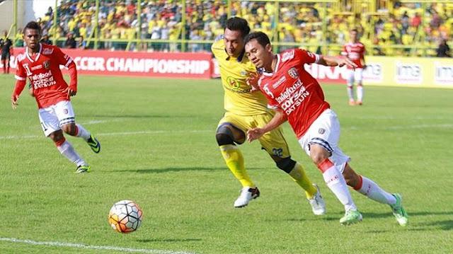 Bali United vs Barito Putera