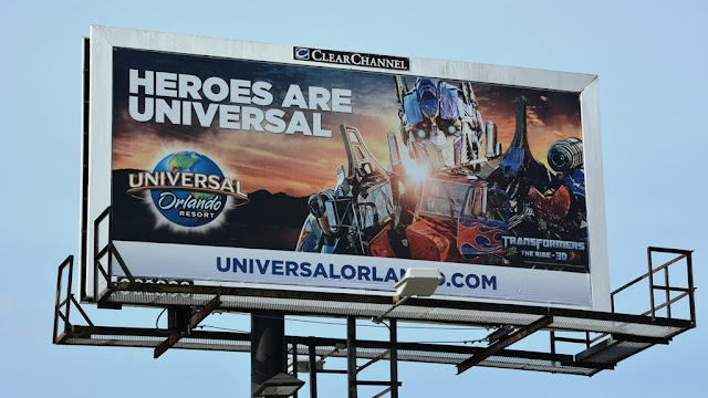 International Drive Orlando Universal