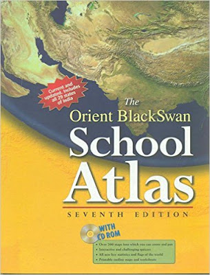 Download Free Orient Blackswan School Atlas Book PDF