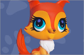 LPS Collie Figures