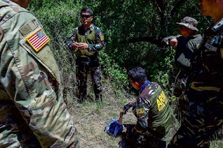 Latihan Militer Filipina AS