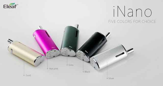Which color of iNano kit is your favorite?