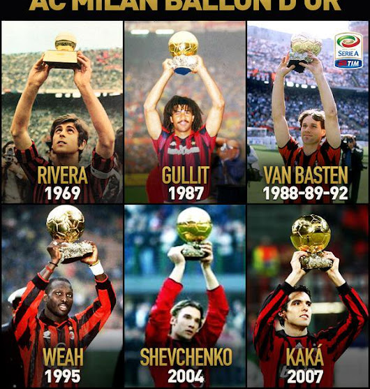 Milan Ballon d'Or