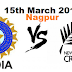 India vs New Zealand T20 world cup live streaming 15 March - Highlight