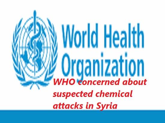 OMS - WHO - Síria