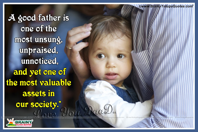 Best English Father and Daughter Loving Quotes, English Life Quotes, Relationship Quotes in English
