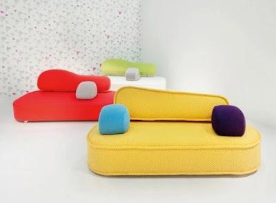 Sofa and Chairs Unique Design