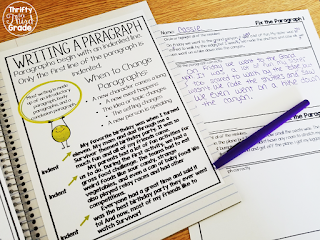 This personal narrative writing unit includes mentor text, posters, writing prompts, lesson plans, and activities for teaching personal narratives.  Includes rubrics, checklists, and more. Your students will learn about brainstorming topics, writing introductions, conclusions, and much more! Available for second grade, third grade, fourth grade, and fifth grade students.