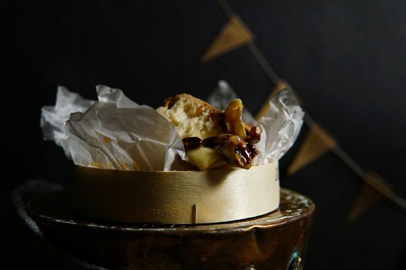 juustoinen joulun ajan herkku
