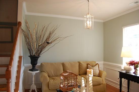 Beachnut lane sherwin williams 39 tidewater sea salt - Sherwin williams comfort gray living room ...