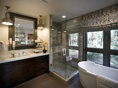 The Ideas of Master Bathroom