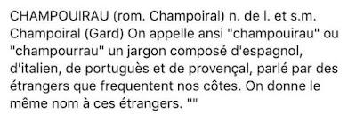 chapurriau, champouirau