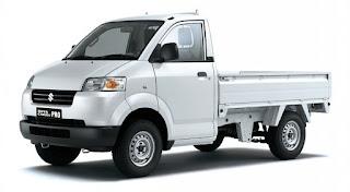 Xe Tai Suzuki 750kg