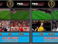 PES 2017 R4 HD Pitch untuk AZ Stadium Pack