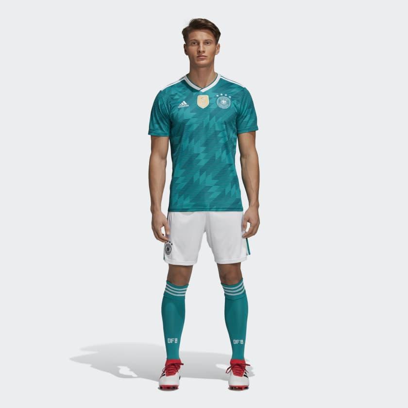 Kits Jersey Away Tandang Jerman Piala Dunia 2018