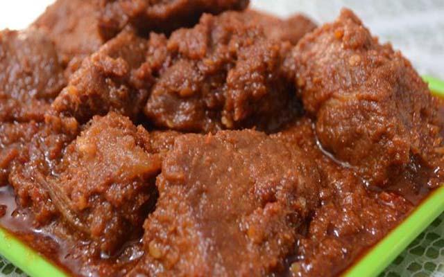 Resep Dan Cara Membuat Rendang Daging Sapi