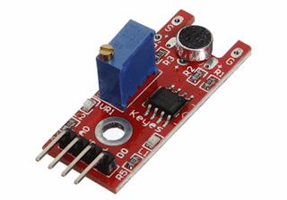 Medindo a intensidade do som com o sensor KY-038