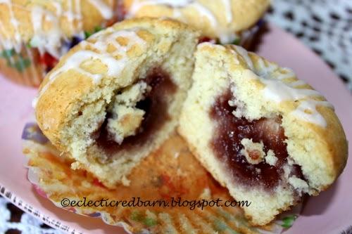 jam muffins
