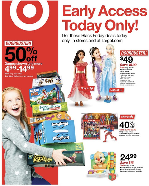 target black friday 2017 ad flyer thanksgiving day store hours. Black Bedroom Furniture Sets. Home Design Ideas