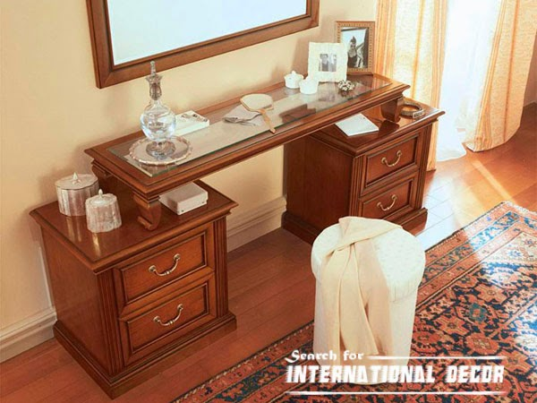Dressing Table, In The Bedroom Interior Mandatory