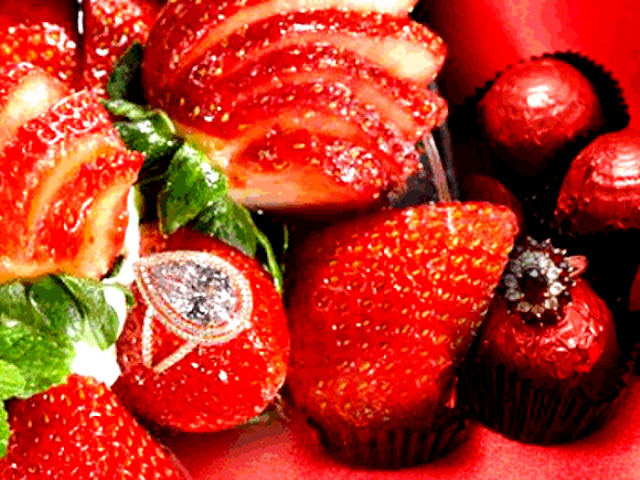 Arnaud's Strawberry Surprise adalah makanan campuran stawberry paling mahal di dunia