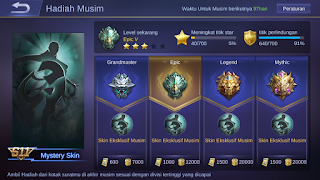 This is how you get mobile legend tickets quickly