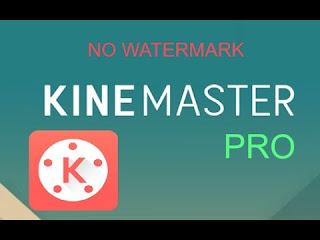 Cara Menghilangkan Watermark Kinemaster Tanpa Root