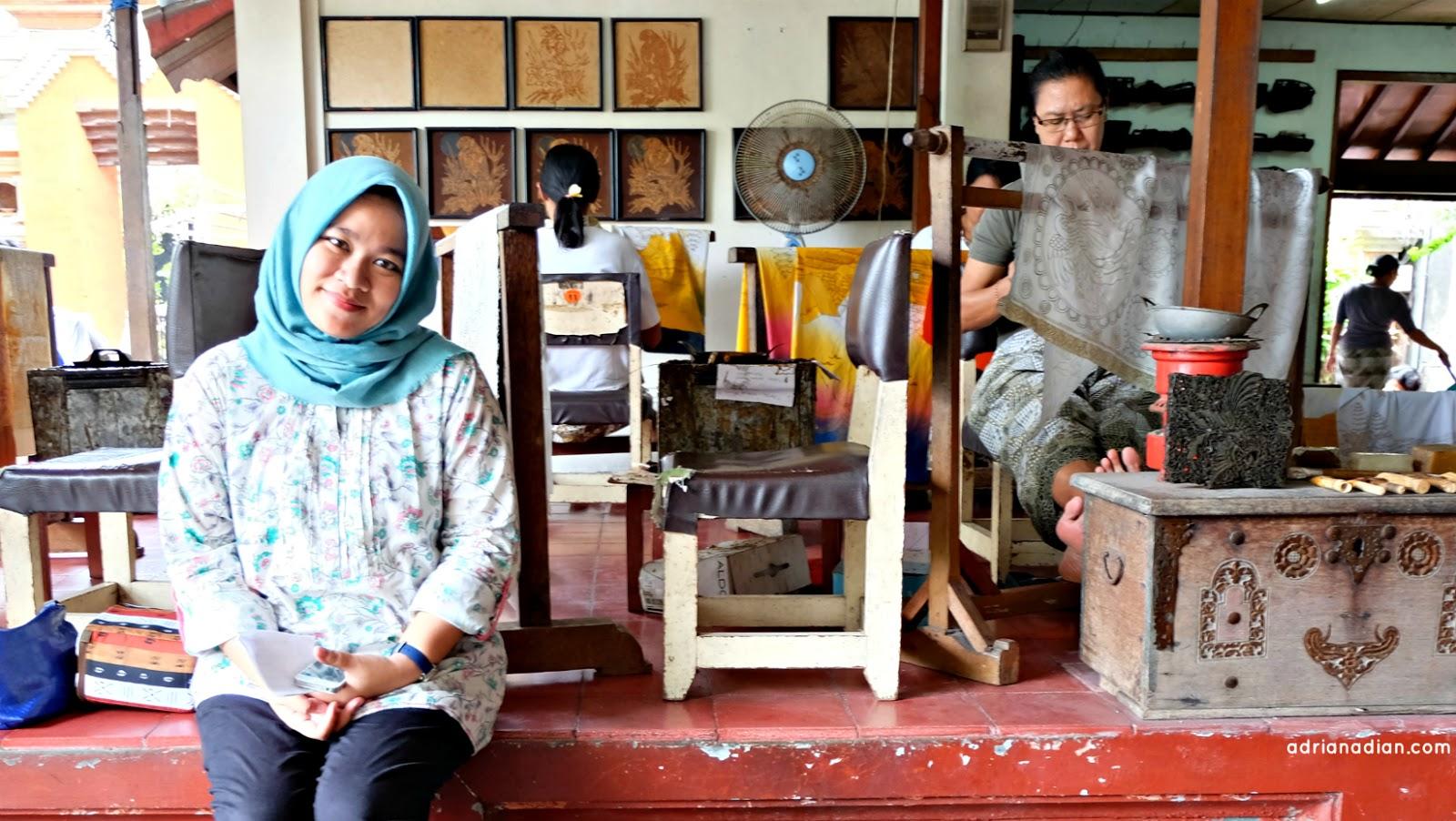 Tur Cokelat Bali Nikmatnya Cokelat Frisian Flag - Membatik Popiler Batik Bali