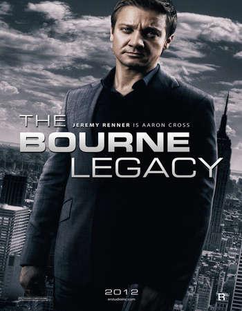 Poster Of The Bourne Legacy 2012 Hindi Dual Audio 650MB BRRip 720p ESubs HEVC Free Download Watch Online downloadhub.in