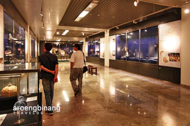 museum nasional indonesia logam mulia