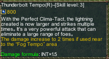 One piece marine defense nami Thunderbolt Tempo detail