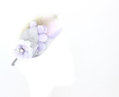 PV 2017 - Coleccion Lila 3 Tiara flores pluma