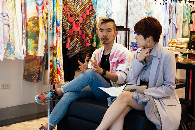 CHENG PAI CHENG:台灣新銳設計師鄭百成的綺想世界