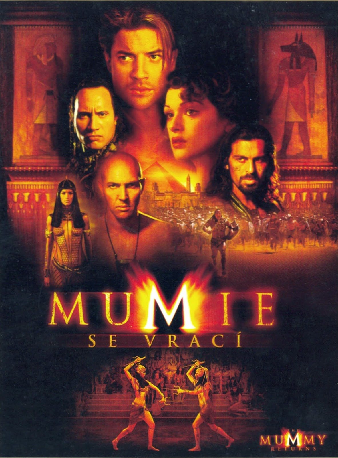 The Mummy Returns 2001