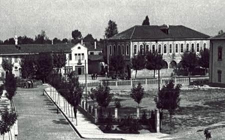 Shkolla Parruce, Shkoder