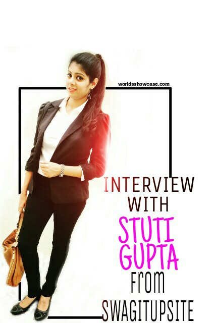 World's Showcase - Stuti Gupta