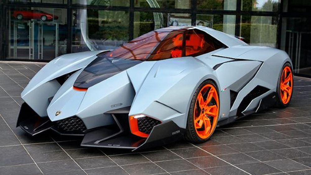 İpad 2048×1536 Lamborghini Egoista Resimleri