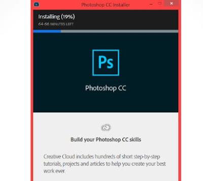 تحميل برنامج فوتوشوب نسخة جديدة مجانا من الموقع الرسمي   photoshop cc 2019 %D8%AA%D8%AB%D8%A8%D