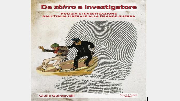 Oggi parliamo di Giulio Quintavalli e del suo libro 'Da sbirro a investigatore'